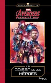 Avengers. La odisea de los héroes
