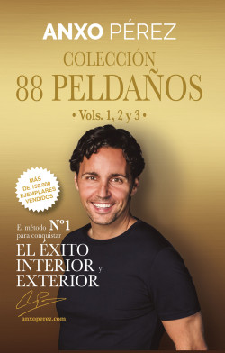 Los 88 peldaños (3 volúmenes) (Pack)